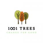 1001 Trees Logo