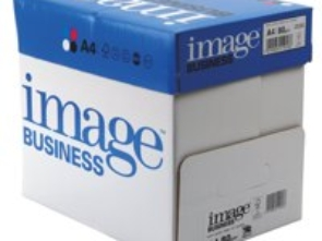 Image Business Light Paper A4 75gsm Pack of 2500 Sheets