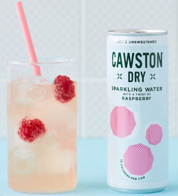 Cawston Press Dry Raspberry 1001 Trees UK