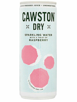 Cawston Press Dry Raspberry (24 x 250ml)